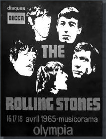 Paris, April 16-18 1965