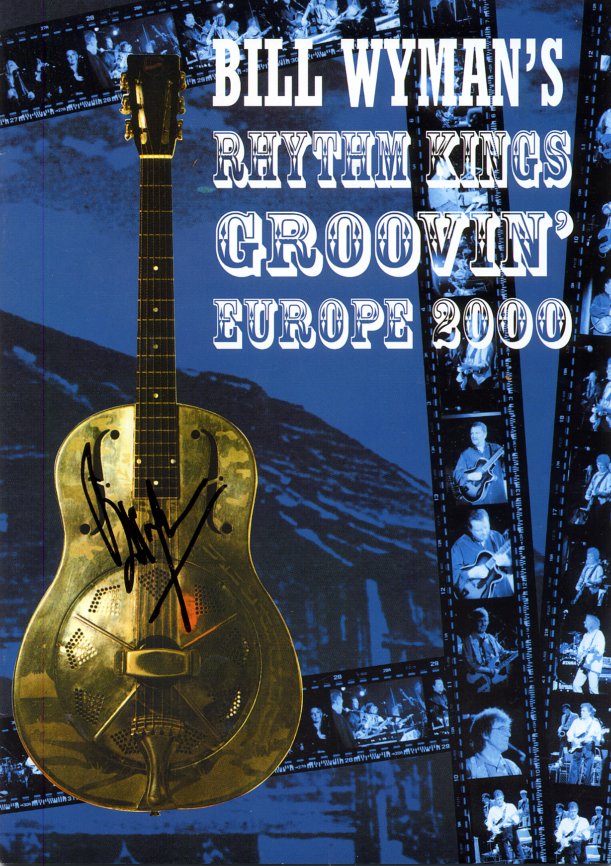 Rhythm Kings, Europe 2000